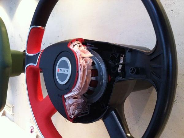 Takata Airbags Recalled