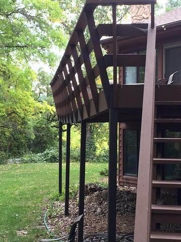 Bowed-Deck