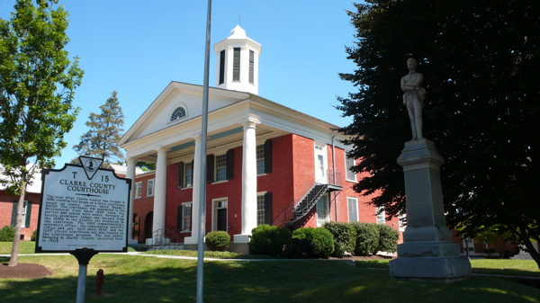 Clarke-County-Courthouse-Berryville-Virginia