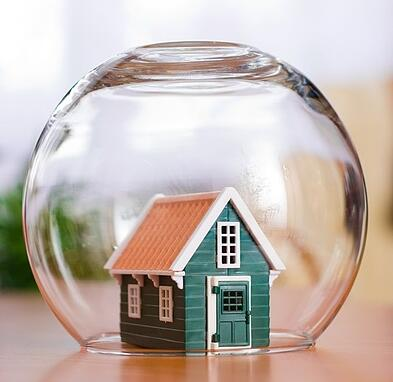 ProtectedHome2dreamstime_s_3974874