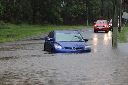 floodedcar
