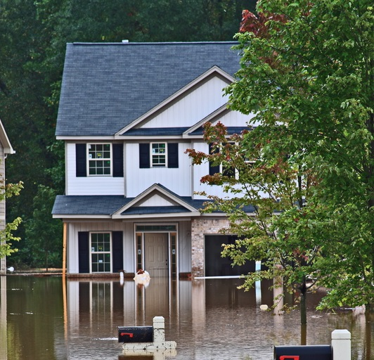 Is Your Virginia Home Covered for Flood Damage?