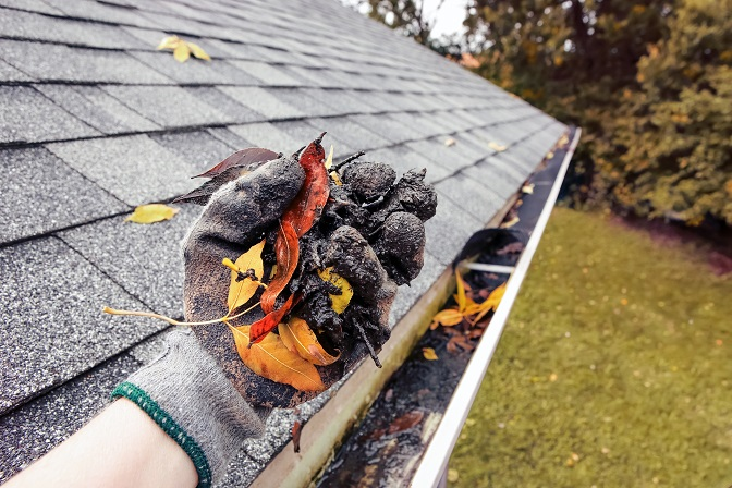 When Should You Clean Your Gutters?